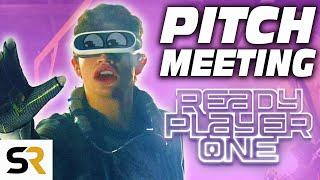 Ready Player One Pitch Meeting
