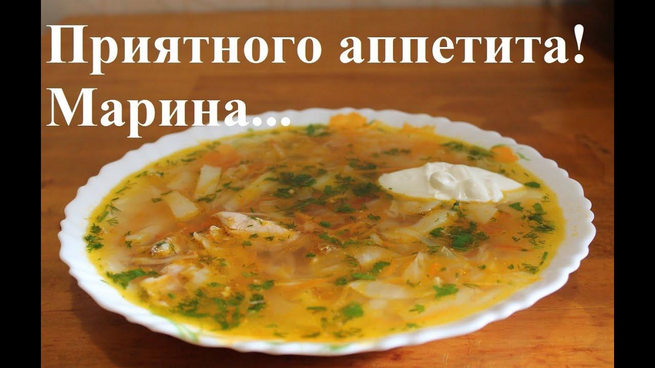Как приготовить суп из капусты