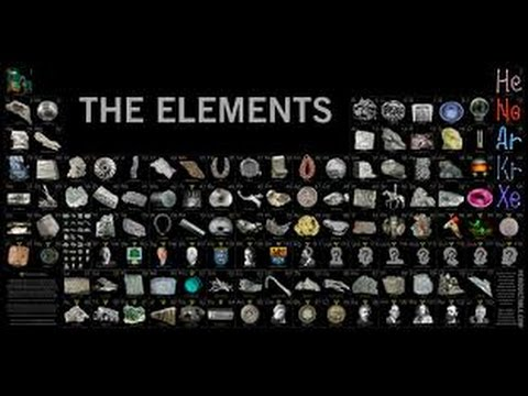 Book Review Intro: The Elements (images of all known atoms)- Theodore Gray