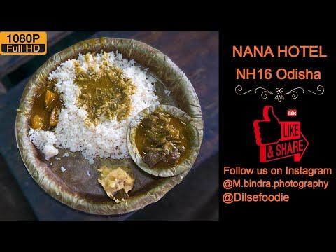 Nana Hotel , National Highway 16 At Odisha