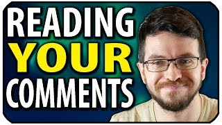 Reading Your Comments (Lucid Dreaming & More)
