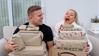 HUSBAND AND WIFE GIFT EXCHANGE | UNLIMITED BUDGET
