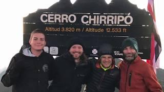 A hike to Chirripo, Costa Rica