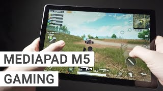 Huawei MediaPad M5 10 Gaming & Performance Test