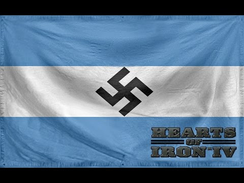 Hearts Of Iron IV | Argentina | La Union de Sudamérica | Impulsando la Industria
