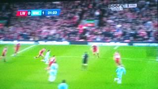 Liverpool Manchester City 0 1 De Jong