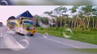 Download Lagu Truk Oleng Music Dj Mama Muda Goyang Tipis2 Di Tol Batang Semarang MP3
