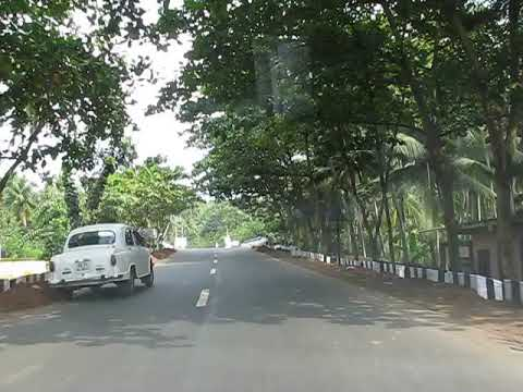 Kovalam-Kaliyikkavila (via Poovar) Road-Part II