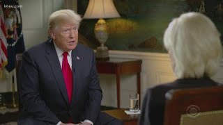 Takeaways from President Trump's 60 Minutes interview