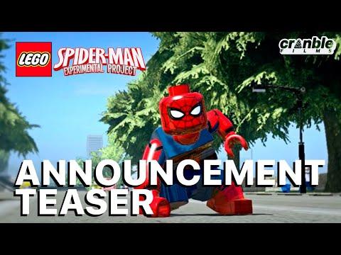 LEGO Человек-паук 2: Экспериментальный Проект - первый трейлер