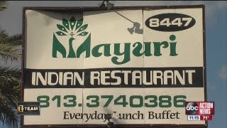 Dirty Dining: Mayuri Indian Restaurant shut down by state for almost 48 hours for roach activity