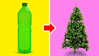 Beautiful DIY Christmas Tree Ideas || Christmas Decorations by 5-Minute DECOR!