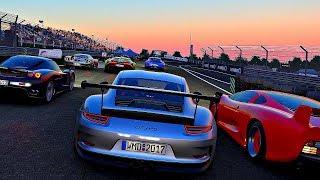 Project cars 2 - gameplay porsche 911 gt3 rs @ brands hatch [4k 60fps ultra]