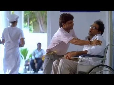 Rajpal Yadav and Paresh Rawal Comedy scene...