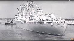 Goldhofers Zeitreise 92 - 60 Jahre Rostocker Überseehafen