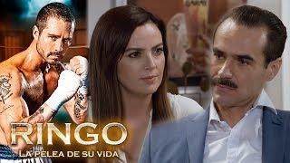 Ringo - Capítulo 75: ¡Julia corre a Diego de la empresa! | Televisa