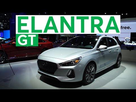 2018 Hyundai Elantra GT Preview Consumer Reports