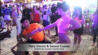 NERY GARCIA & SERENA CUEVAS - Salsa Social Dancing @ L.A ADC 2018