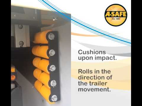 A-SAFE | Dock Rollers in Action