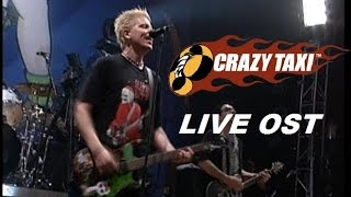 Crazy Taxi (1999) - Live OST Resimi