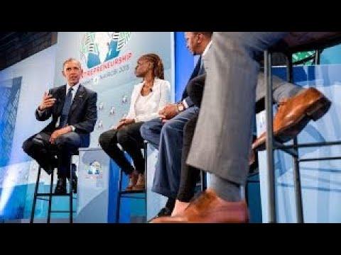 The President Speaks at the Global Entrepreneurship Summit