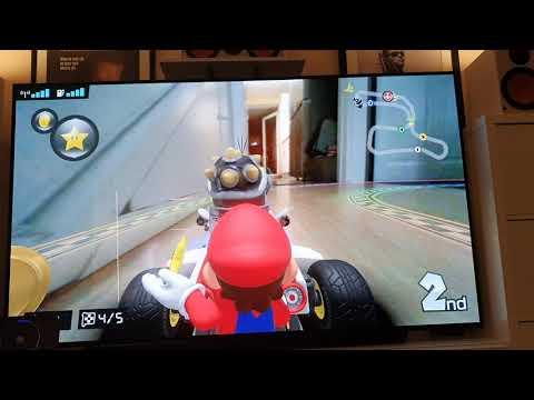 Mario Kart Live: Home Circuit Dog Action