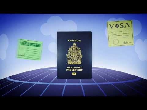 The Canadian ePassport - Passport Canada