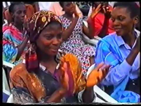 GOSPEL AFRICA MADE IN CONGO