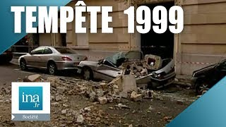 Tempête 1999 à Paris et région parisienne | Archive INA