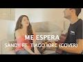 Me Espera - Sandy ft. Tiago Iorc (Cover by Milena Domi part. Eric Negrão)