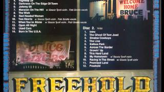 17. Sinaloa Cowboys (Bruce Springsteen - Live In Freehold 11-8-1996)