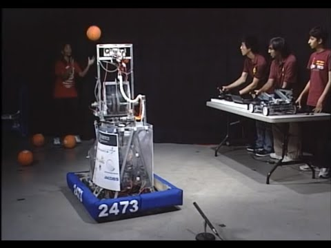 Community Balance: Cupertino High School (CHS) Robotics