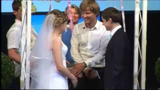 Венчание - чета Гулевских