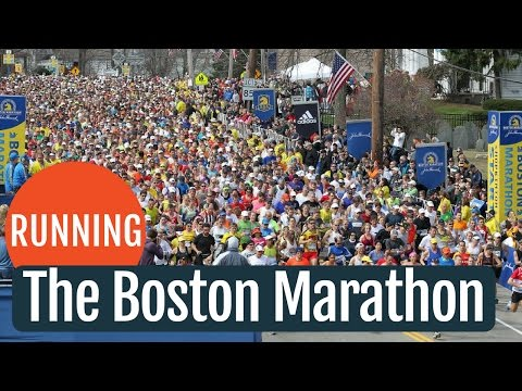 How To Run The Boston Marathon