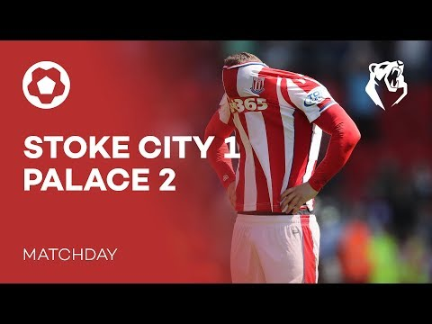 STOKE CITY 1-2 CRYSTAL PALACE | Matchday Experience | The Bear Pit TV