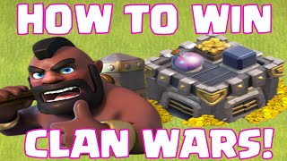 Clash Of Clans How To Win Clan Wars Strategy | Quest To Perfect Clan Wars Holy Grail