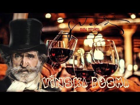 VINSKA PESMA (Tekst) – Đuzepe  Verdi, TRAVIJATA