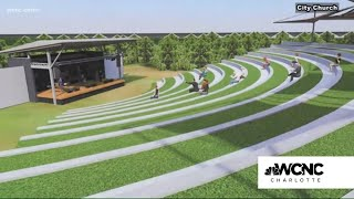 Gastonia church is building an outdoor amphitheater in case another pandemic hits