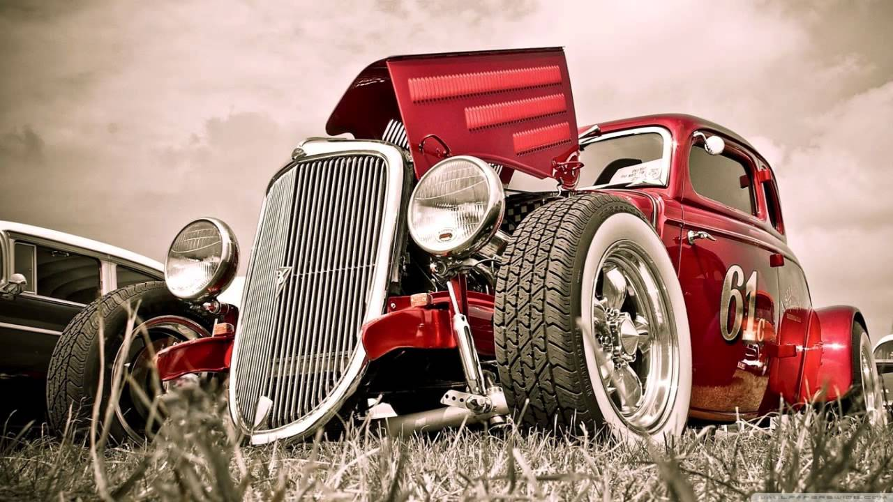 AMAZING MODIFICATION OLD CLASSIC CARS - YouTube