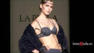 La Perla на Volvo - Неделе Моды в Москве. Комплекты Женского Белья