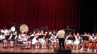 2014-5-4 管弦樂團校外表演