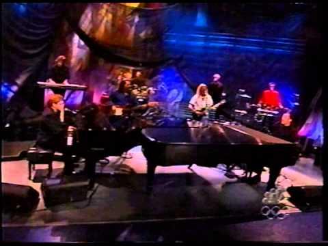 """Elton John & Billy Joel- Tonight Show with Jay Leno """"Goodbye Yellow Brick Road"""" Feb. 7, 2001"""