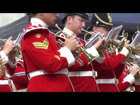 Armed Forces Day in Preston - Lancashire Headline News