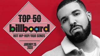 Download Top 50 • US Hip-Hop/R&B Songs • January 25, 2020 | Billboard-Charts Mp3 and Videos