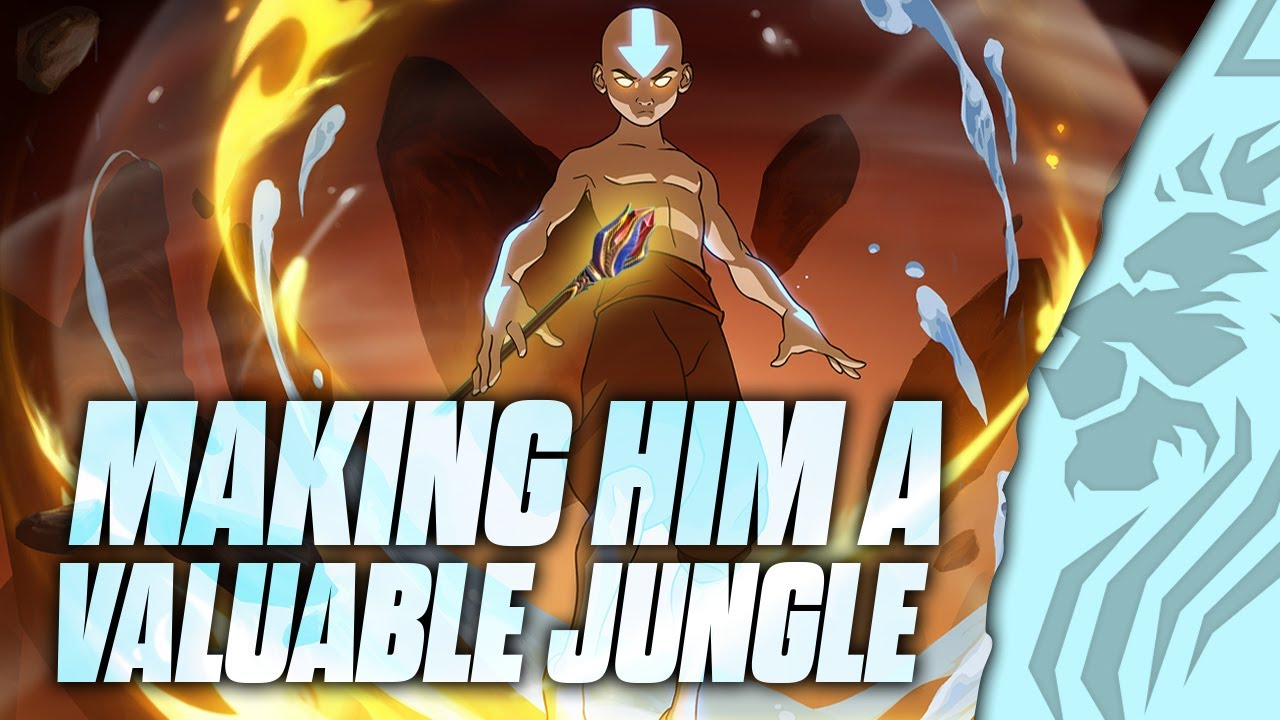 HOW TO MAKE MERLIN VALUABLE IN THE JUNGLE - SMITE