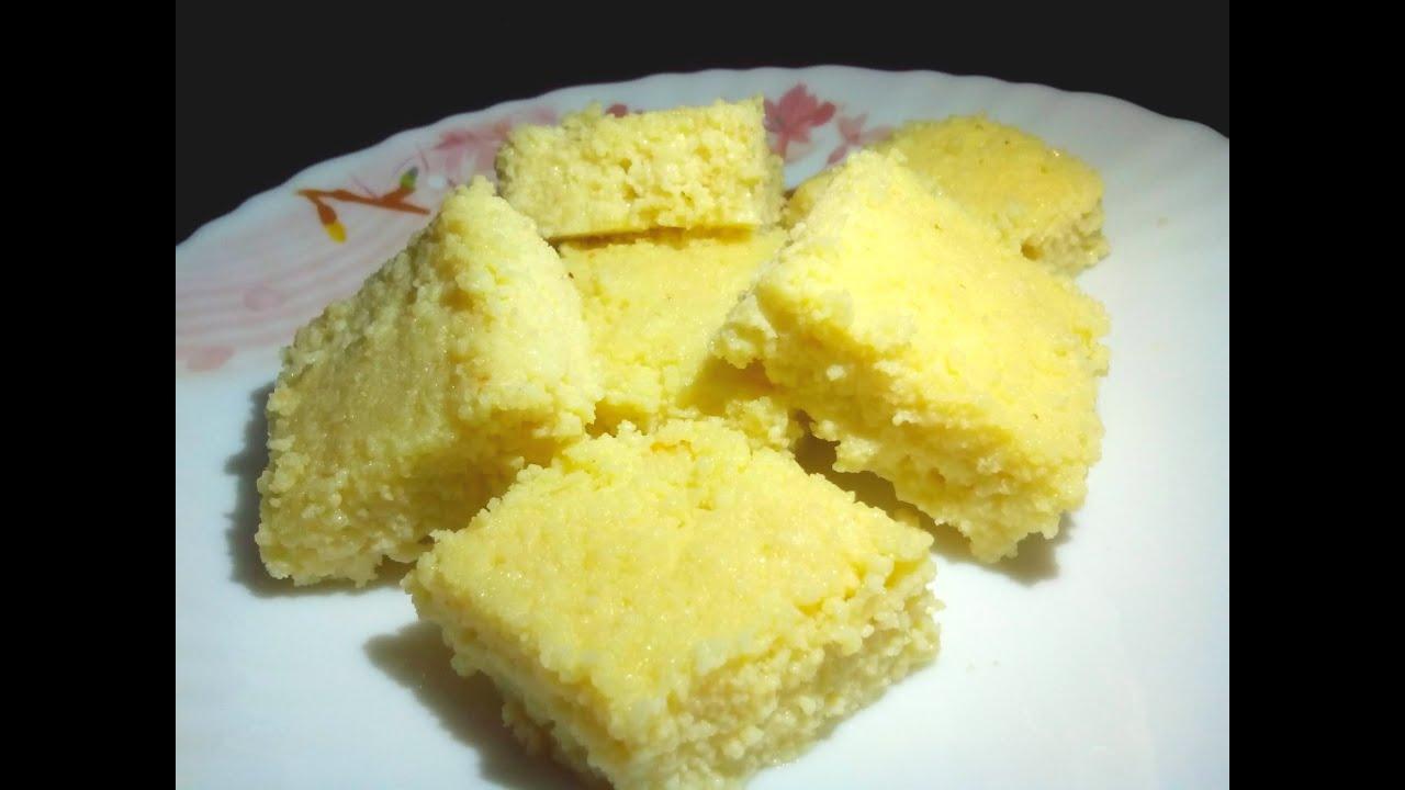 Recipe Of Chanar Cake