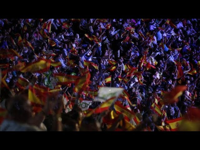 Spain's Nationalist Right Vox Party Is Surging in Popularity!!!