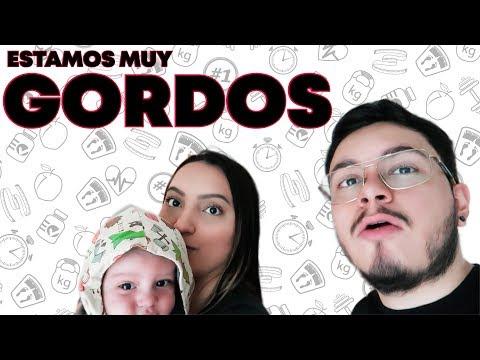 NOS METEMOS AL GIMNASIO (ESTAMOS MUY GORDOS) / Tati Uribe & Cristian Vlogs thumbnail