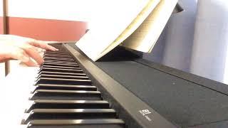 ノリで弾いてみました。 男女7人夏物語のテーマ曲ですよね。 弾いていて...