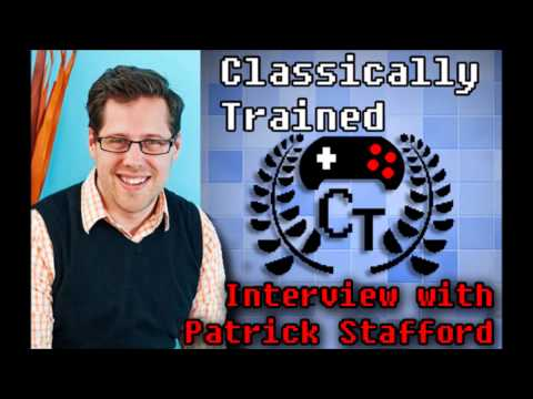Interview with Patrick Stafford Video Games & Journalism Career Advice